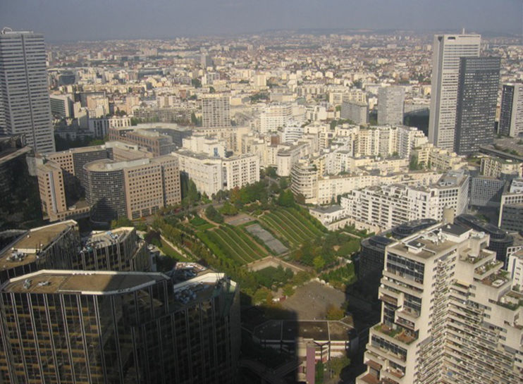 CarréCoach_Vue de La Défense